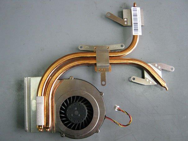 IMG 6895 - Замена системы охлаждения ноутбука