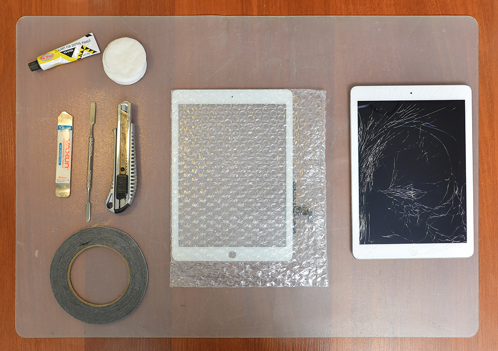 2bf32602e95244fbabb557aeebf4fefa - Замена стекла (тачскрина) на Apple iPad